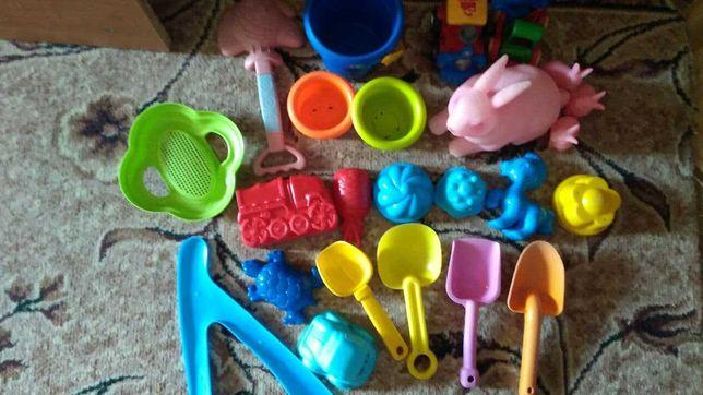Игрушки для улицы,дома