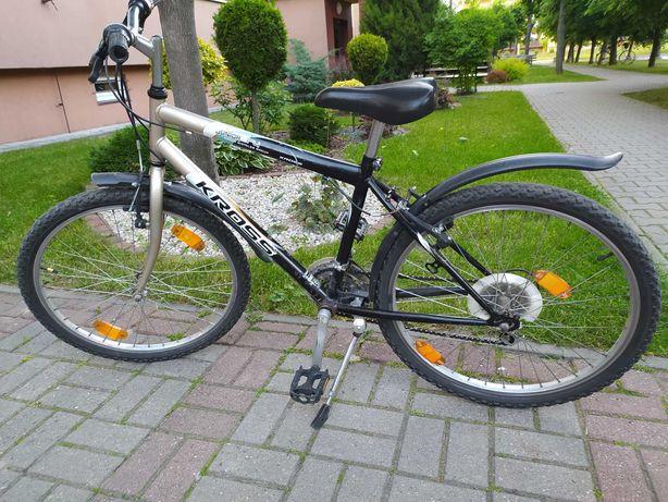 Rower Kross junior city koła 24cale