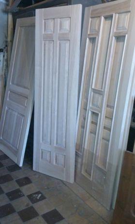 Двери деревянные межкомнатные ясень новые