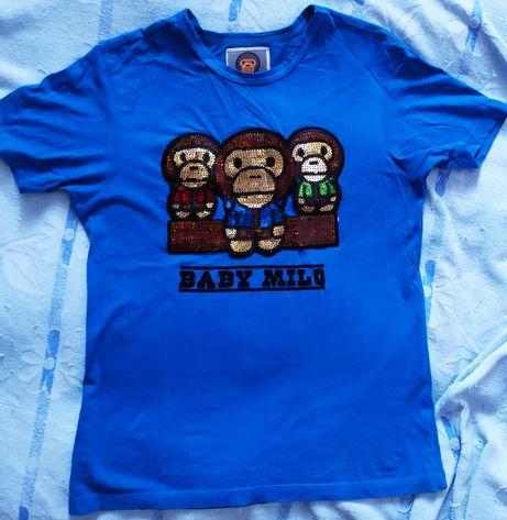 Baby Milo футболка
