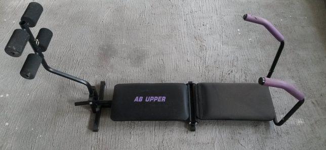 Aparelho de abdominais - Ab Upper