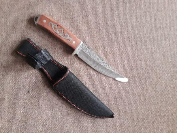 нож охотничий дамаск малый -м59