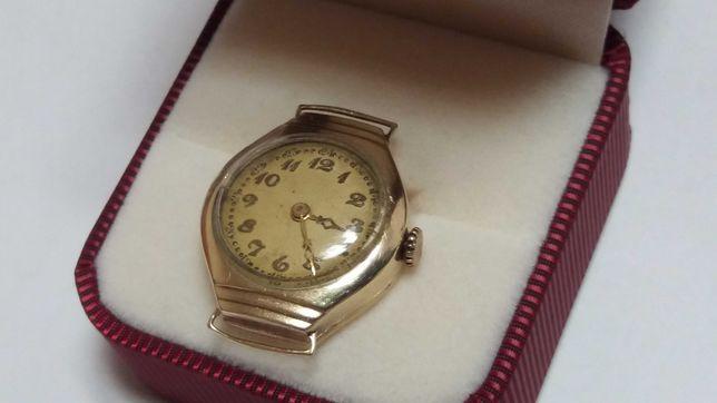 Zegarek Damski złoto 585