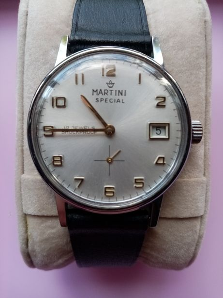 Relógio martini special