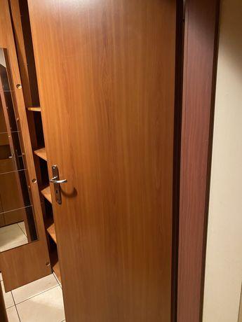 Drzwi wewnętrzne Ports 70 lewe pełne skrzydło