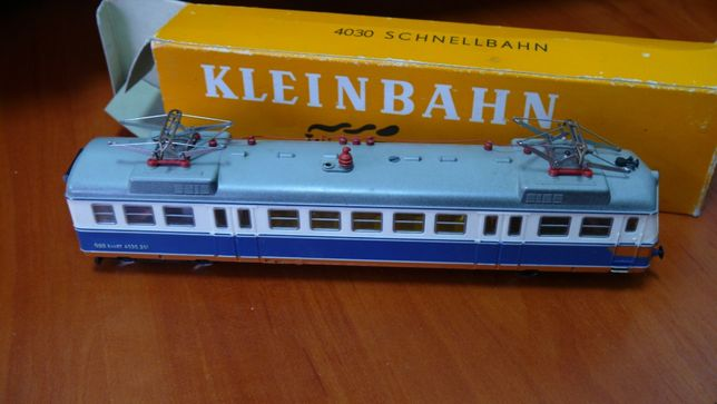 Kolejka kolekcjonerska kleinbahn 4030