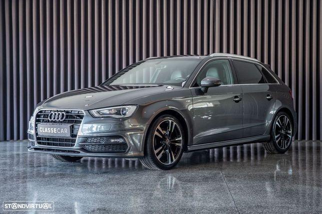 Audi A3 Sportback 1.6 TDi S-line S tronic