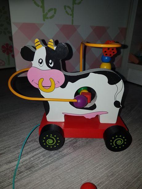 Drewniana zabawka dla dziecka
