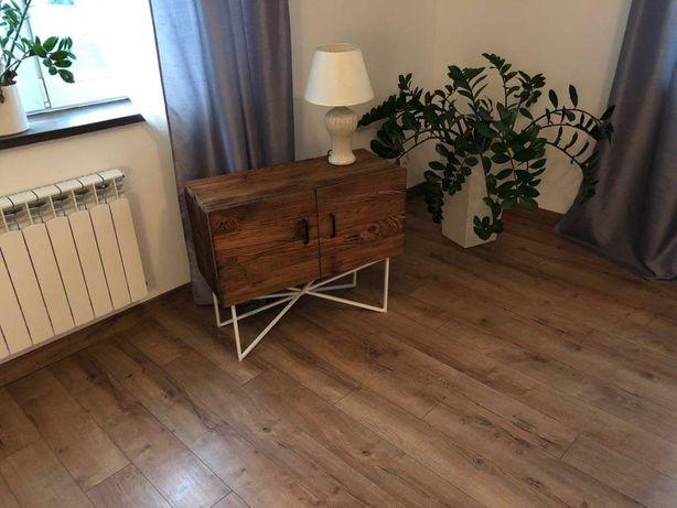 Szafka stare drewno, vintage loft