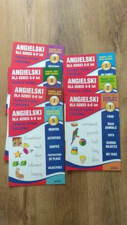 Angielski dla dzieci 6-9 lat