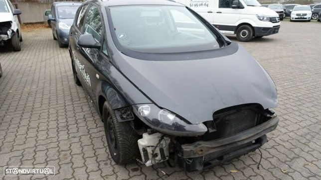Motor Seat Alhambra Altea Leon Toledo 2.0Tdi 170cv CBBB CFGB Caixa de Velocidades Arranque