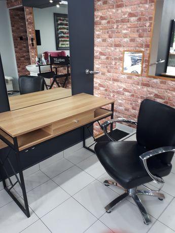 Sprzedam Nową konsolę Ayala loft z fotelem fryzjerskim