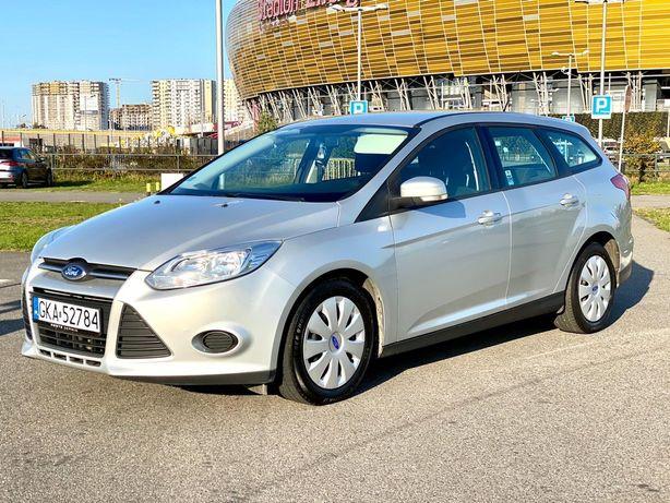 Ford Focus MK3 2012 1.6 TDCI zadbany bez wkladu finansowego klima
