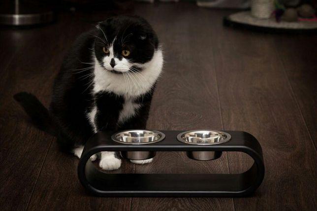 Кормушка для кошек и собак