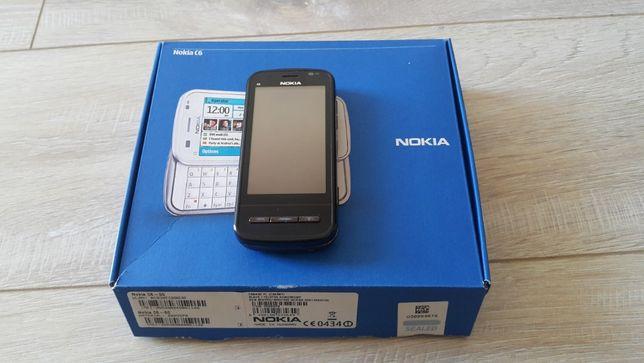 Telefon Komórkowy NOKIA C6