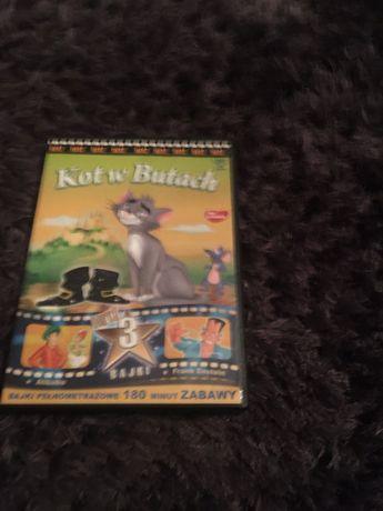 Film DVD Kot w butch