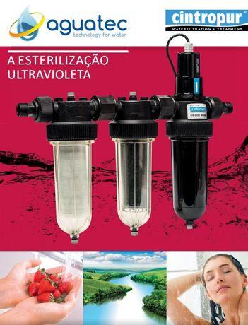 Filtro trio UV Cintropur Ultravioleta