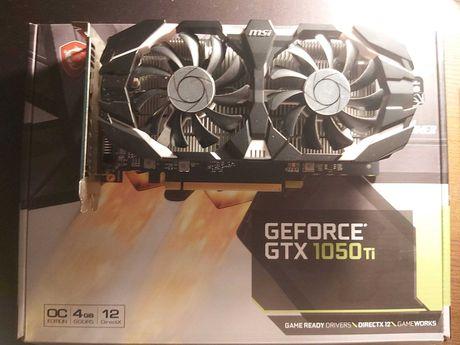 MSI GeForce GTX1050 Ti OC 4GB GDDR5