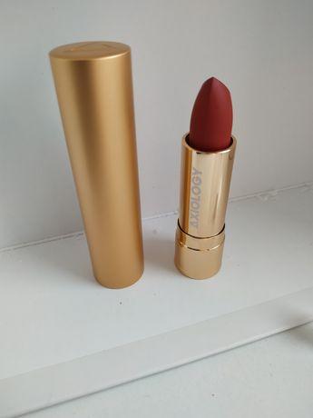 Pomadka szminka Axiology weganska red lips nowa