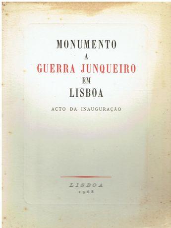 7382 Monumento A Guerra Junqueiro em Lisboa /Autografado