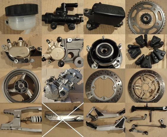 Honda CB600F Hornet суппорт цилиндрик лапка амортизатор маятник звезда
