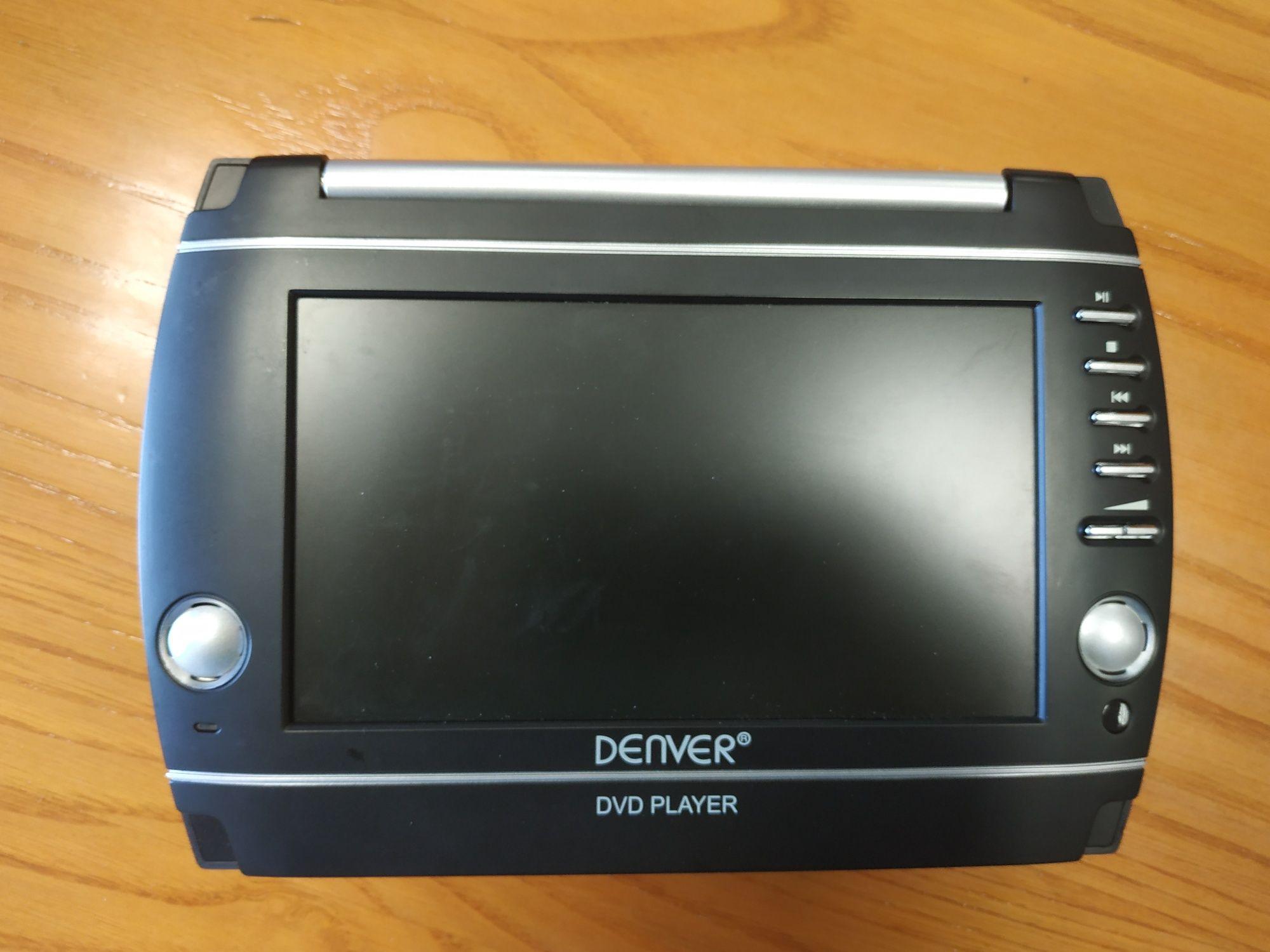 LCD carro DVD e mp4