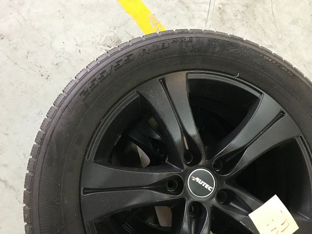 Jantes e Pneus BMW X5 Land Rover TD5