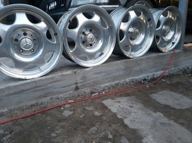 Felgi Aluminiowe Mercedes C-Klasse R16 5x112 ET37 7J