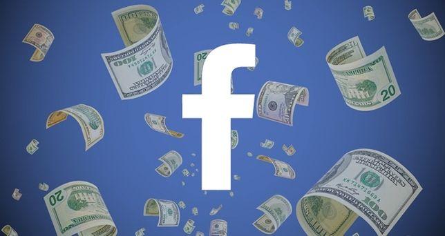 Берем ваш facebook аккаунт в аренду