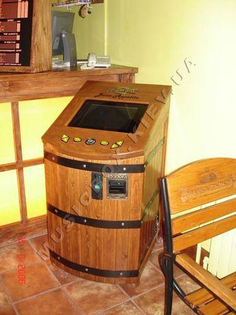 Музыкальный автомат Бочка