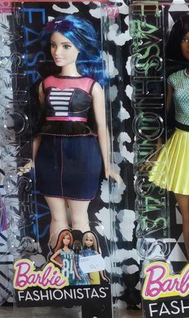 Barbie fashionistas 78,modne przyjaciółki, stylowa