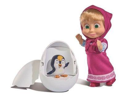 Simba, Masza i Niedźwiedź, Masza z pingwinem, lalka