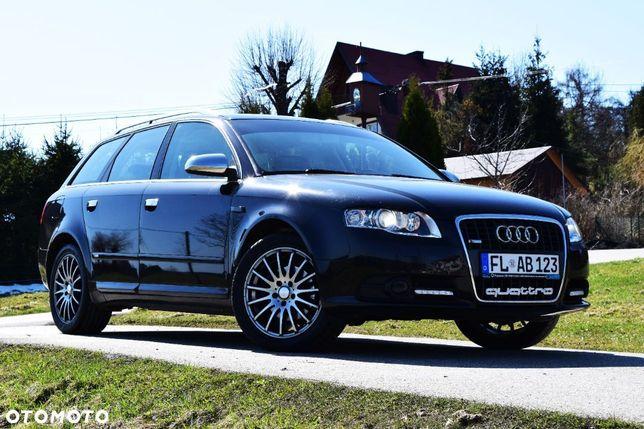 Audi A4 A4*B7*2.0TDI*4x4*Quattro*S Line*Bi Xenon*Alusy*Swieżo*Sprowadzona*