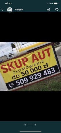 SKUP AUT OD 1998 do 2019 ! Każda Marka ! Auto skup samochodów gotowke