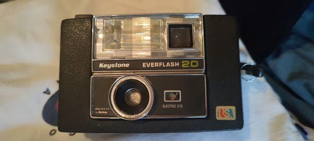 Oryginalny aparat z U.S.A Keystone Everflash 20