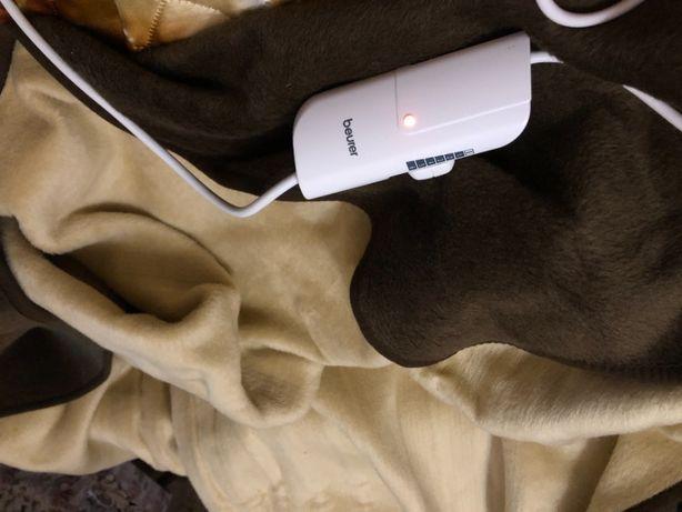 Одеяло с электроподогревом
