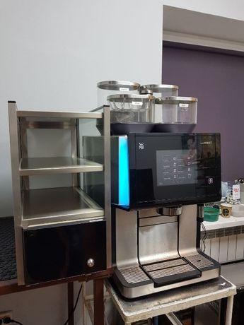 Суперавтоматическая кофемашина WMF 8000S с холодильником + донор