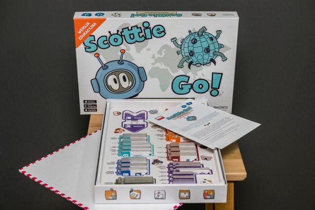 Zestaw dla dzieci do nauki programowania Scottie Go - wer. rozszerzona