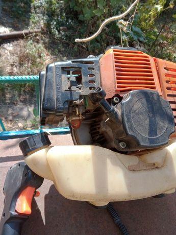 Двигатель от бензокосы