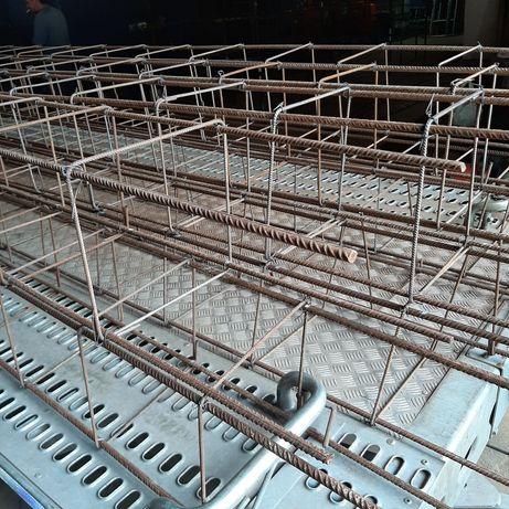 Producent strzemiona gotowe słupy podciągi belki konstrukcja stal