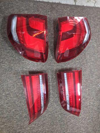 Lampy tył BMW X5 F15 USA