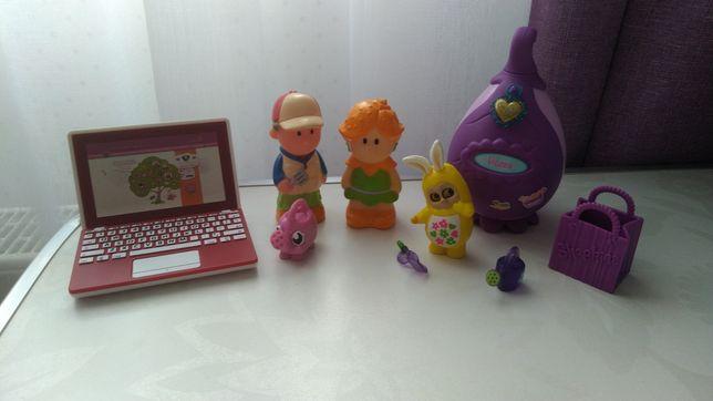 Игрушки для девочки ELC, Battat, moose