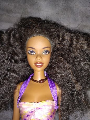 Кукла Барби негритянка