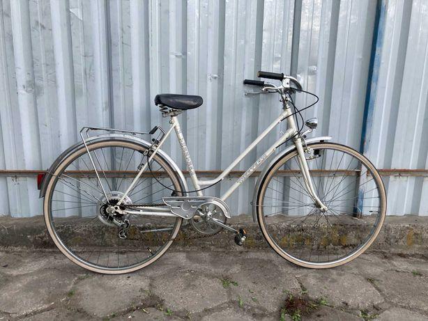 Rower damka 28 cali - TreeTeam - Szwajcaria - retro, vintage