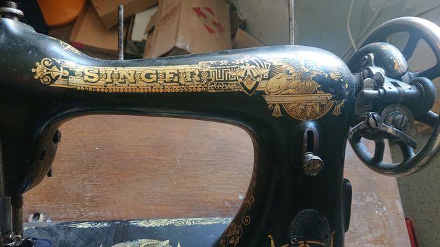 Zinger швейна машинка,антиквар