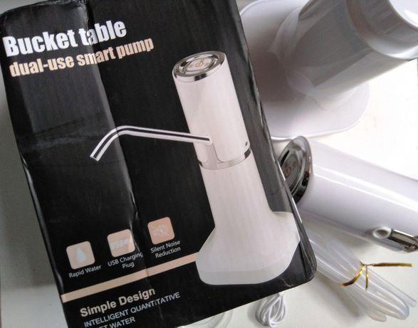 Bomba eletrica para garrafão de água, doseador, dispensador