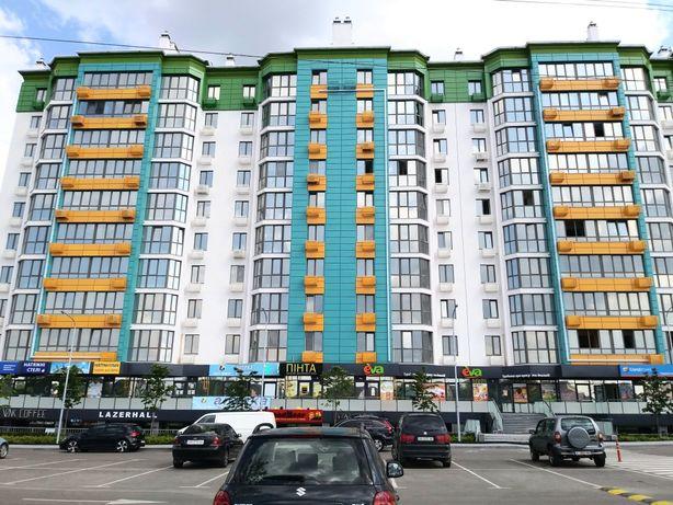 Помещение с ремонтом 48м2 Фасад ЖК Евромисто Крюковщина рядом Вишневое