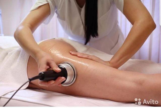 Аппаратный вакуумно-роликовый массаж тела и лица