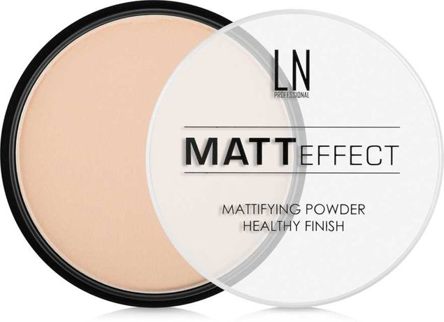 Коллекция ln professional matt effect пудра для лица