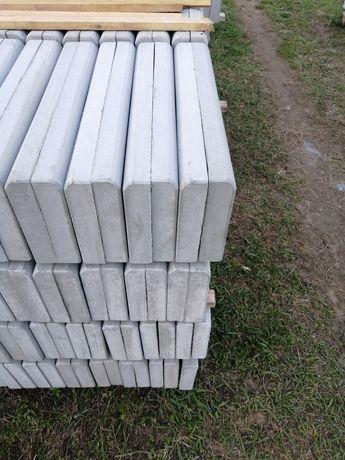 Новые литые бетонные